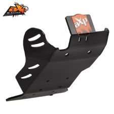 New KTM SX 125 14-15 AXP Glide Skid Bash Plate Full Coverage INC Wings